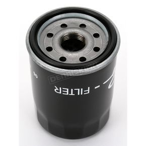 Parts Unlimited Black Oil Filter - 0712-0093