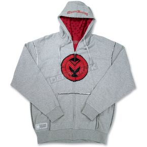 Moose Bully Zip-Up Hoody - 30500827