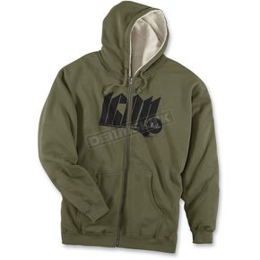 Icon High Density Zip-Up Hoody - 30500988
