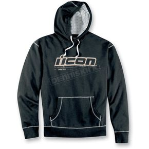 Icon Black County Hoody - 30501294