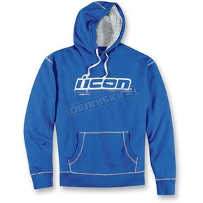Icon Blue County Hoody - 3050-1307