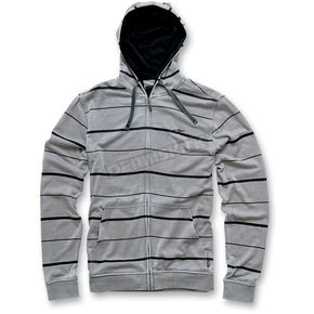 Alpinestars Gray Burnout Hoody - 113153002-10AS