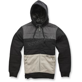 Alpinestars Black Rumble Hoody - 10325300610L