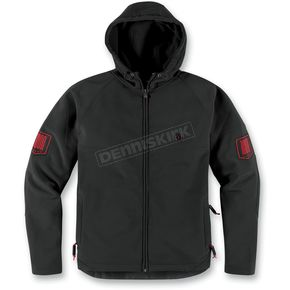 Icon Hoodlux Softshell Jacket - 3050-1785