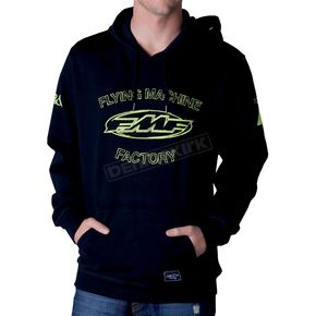 FMF Black Tried and True Hoody - F42121100BLKL