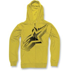 Alpinestars Gold Twig Zip Hoody - 1013-5308059L
