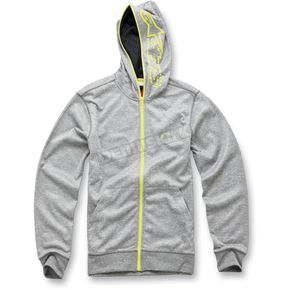 Alpinestars Heather Gray Freemont Zip Hoody - 1013-53004111L