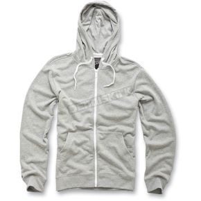 Alpinestars Heather Gray Proper Zip Hoody - 1013-53006111L