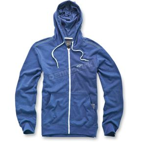 Alpinestars Blue Heather Proper Zip Hoody - 1013-53006703L