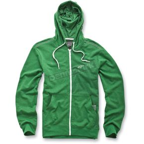 Alpinestars Kelly Green Proper Zip Hoody - 1013-53006660L