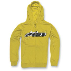 Alpinestars Gold Decal Hoody - 1013-5308459L