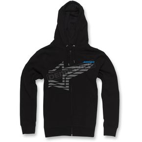 Alpinestars Black Plume Zip Hoody - 10335300210AS