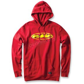 FMF Red Don Pullover Hoody - F33121105REDXL