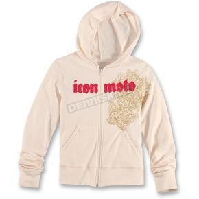 Icon Womens Tyranny Zip-Up Hoody - 3051-0399