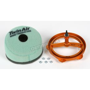 Twin Air Power Flow Filter Kit w/Seal - 150216C