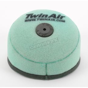 Twin Air Pre-Oiled Air Filter for Power Flow Kit - TA150216X