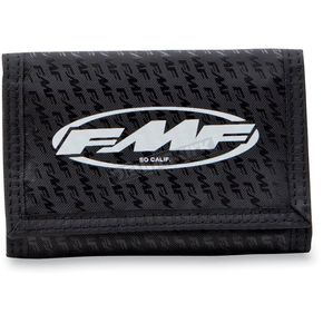 FMF Black Folded Wallet - F41197101BLKONE