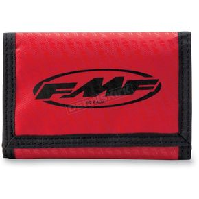 FMF Red Folded Wallet - F41197101REDONE