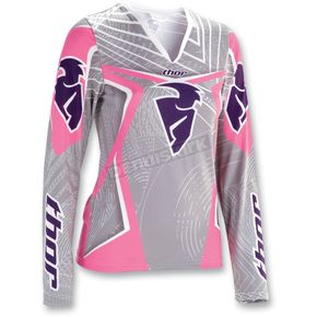 Thor Womens Pink Long Pajamas - 30700676