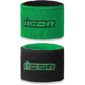 Icon Green Wristbands - 3070-0840