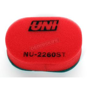UNI Two Stage Competition Air Filter  - NU-2260ST
