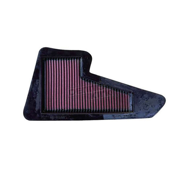 K & N Factory-Style Washable/High Flow Air Filter - HA-6500