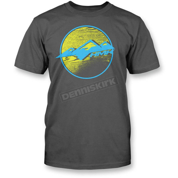 HMK Charcoal Sunset T-Shirt - HM2SSTSUNCS