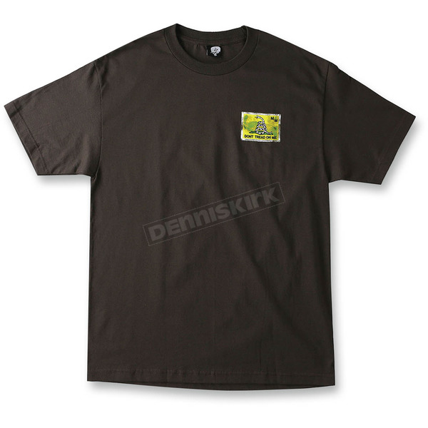 Metal Mulisha Brown Tread T-Shirt - M155S18131BRNM