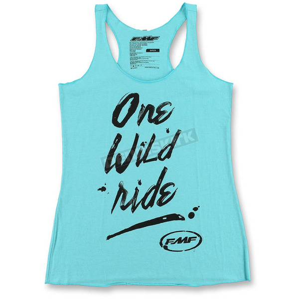 FMF Women's Mint Tank - SP6423900MNTL