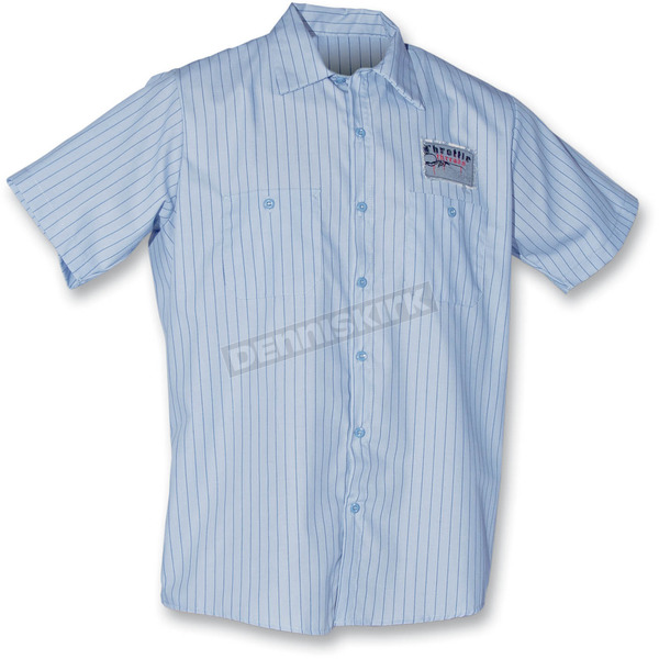 Throttle Threads WingU Shop Shirt - TT326S20BB3R