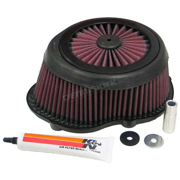 K & N Factory-Style Washable/High-Flow Air Filter - KA-2504