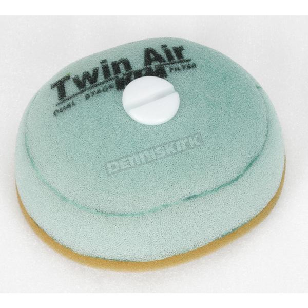 Twin Air Pre-Oiled Air Filter for Power Flow Kit - 154514X