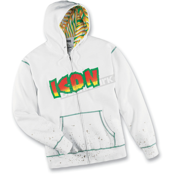 Icon Speed Cretin Zip Hoody - 3050-1095