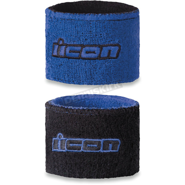Icon Blue Wristbands - 3070-0839