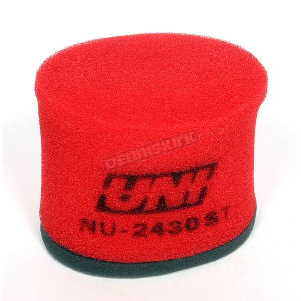 UNI Two Stage Competition Air Filter  - NU-2430ST