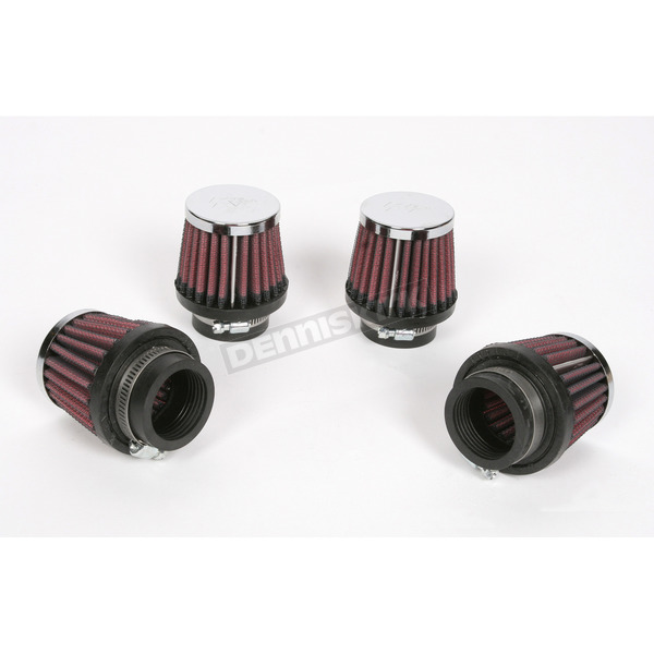 K & N Round/Tapered-Type Custom Clamp-On Air Filter Kit - RC-0794