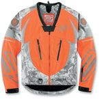 Orange Camo Comp 6 RR Shell Jacket - 31200912