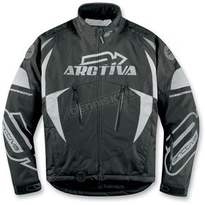 Arctiva Black Comp 6 Insulated Jacket - 31200845