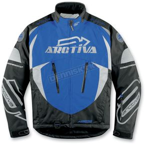 Arctiva Blue Comp 6 Insulated Jacket - 31200854