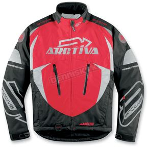 Arctiva Red Comp 6 Insulated Jacket - 31200860