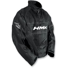 HMK Black Throttle Pullover Jacket  - HM7JTHRB2X