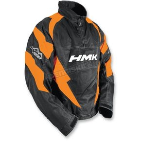 HMK Orange Throttle Pullover Jacket  - HM7JTHROL