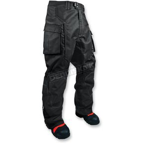 HMK Black Throttle Pant - HM7PTHRBS