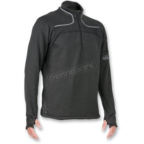 R.U. Outside Mens Thermo-Motion Mid-Layer Fleece Top - THERMOZIP-M-LG