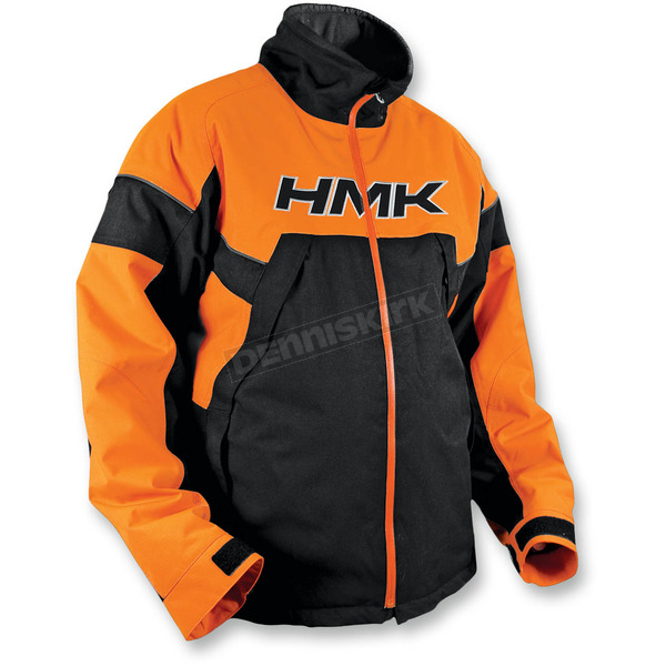 HMK Black/Orange Superior TR Jacket  - HM7JSUP2O2X