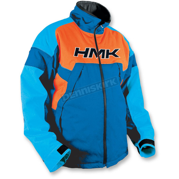 HMK Blue/Orange Superior TR Jacket  - HM7JSUP2BL3X