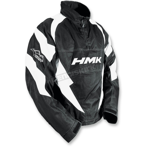 HMK White Throttle Pullover Jacket  - HM7JTHRWS