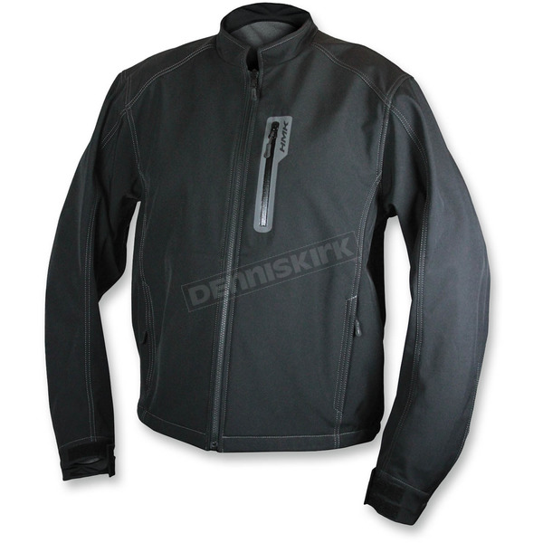 HMK Black Tech 2 Jacket - HM7JTEC2BL