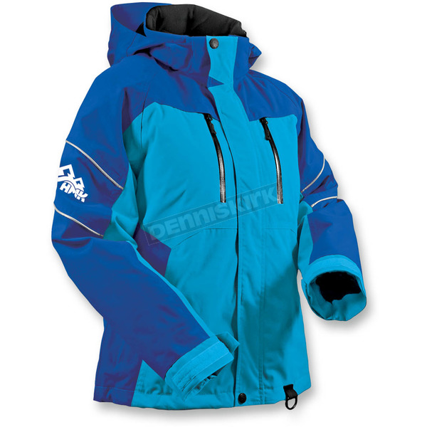 HMK Women's Blue Action 2 Jacket - HM7JACT2WBL2