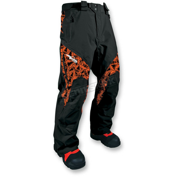 HMK Stamp Orange Peak 2 Pants - HM7PPEA2SOMD